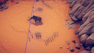 Invading Tribes