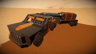 Truck/Cargo Trailer