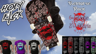 Holy F⸸ck || Remorse Pack