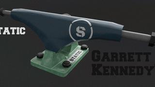 Static Garret Kennedy Pro Truck