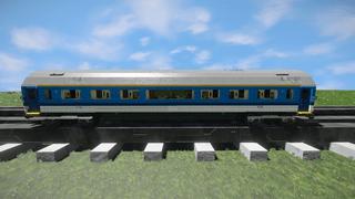 Passenger Vagon 1st.c. V2
