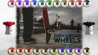 Dishonour Wheels Blood Drip Series