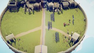 zeus's army