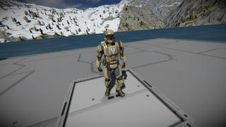 Pastras - ODST Character Pack (Discontinued)