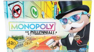 Monopoly for Millenials Edition