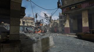 MW2 Crash