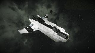 I.L.S Saber MK 1 Assault Fighter
