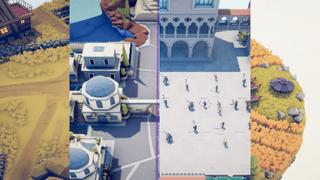 Unit rank battles