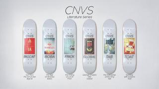 CNVS: Literature Series