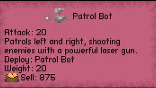 Super Patrol Bots