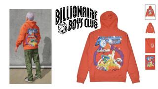 Billionaire Boys Club Hoodie - Worlds Hoodie