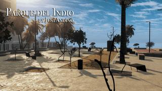 Parque del Indio by JustAndino