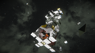 Mine CargoShip