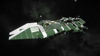 Corvette cruiser MK 2