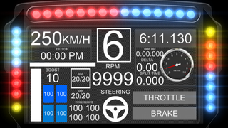 forza horizon 4 universal dashboard