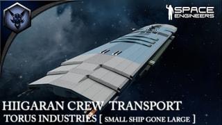 [Torus] Hiigaran Crew Transport
