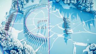 Jurrasic Park: The Frozen Over