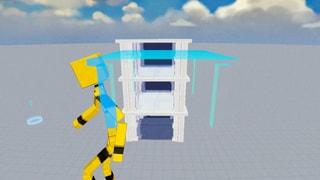 Desteuctible tower v0.3 (work in progress)