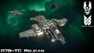 UNSC D79-TC Pelican Halo 4-5