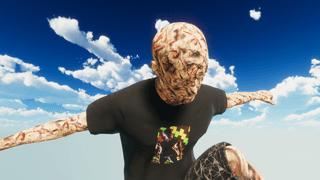 Zombie Skin full body