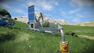 Earth Base