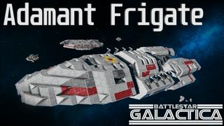 Adamant - Frigate | Battlestar Galactica