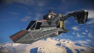 """NTC - Atmo Explorer Atlas Mk.I """"Freighter"""""""
