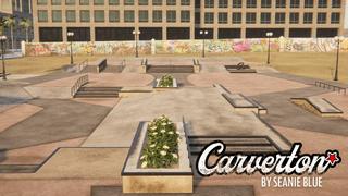 Carverton Plaza By Seanie Blue
