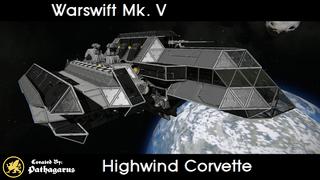 Warswift Mk. V [Highwind Corvette]