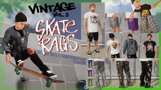 Vintage Clothing Vol.3 - Skate Rags