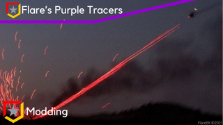 Flare's Purple Tracers