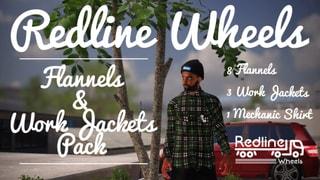 REDLINE FLANNELS AND WORK JACKETS