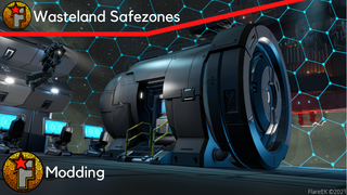 Wasteland SafeZones - Limited