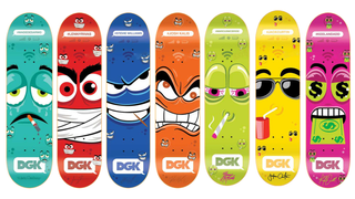 DGK Express yourself Collection