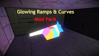 Glowing Armor Ramps Pack