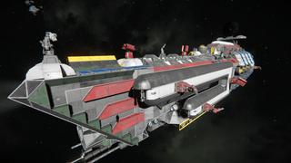Azazel Heavy frigate