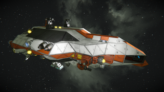 [M310] Reaper, Corvette (Orange)