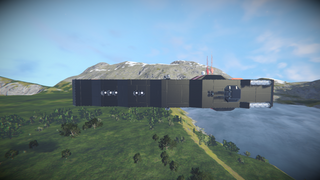 URN Ray class Gunboat