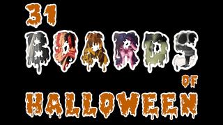 Gorilla Kult Presents: 31 Boards of Halloween!
