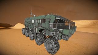 Rover Voyager Land Cruiser MK1