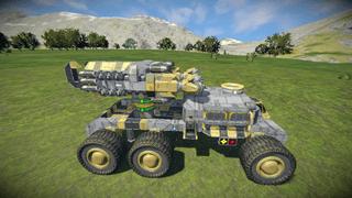LFW (NEW) CargoTruck Mk2+Scorpion Miner (NO DLC)