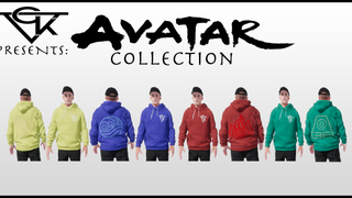 Gorila Kult Presents: Avatar Clothes