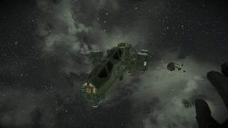 Atmospheric Cargo Shuttle Mk.I