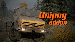 Unipog ADDON - Mercedes Facia