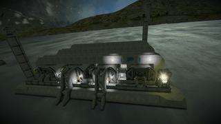 I.P.I Cargo Storage Station Mk2