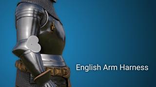 English Arm Harness