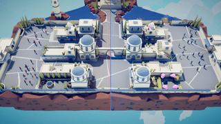 city battle