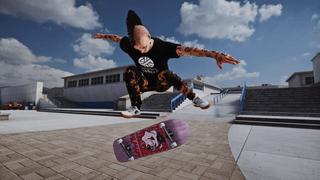 Human Skateboards Punk Drop