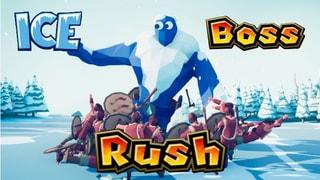 {Ice Boss Rush} [Update : Renaissance]