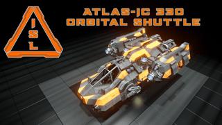 ISL - Atlas-IC 330 Orbital Shuttle (no DLC)